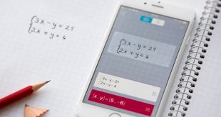 Photmath 3.0 can recognise handwriting (photo: Photomath)