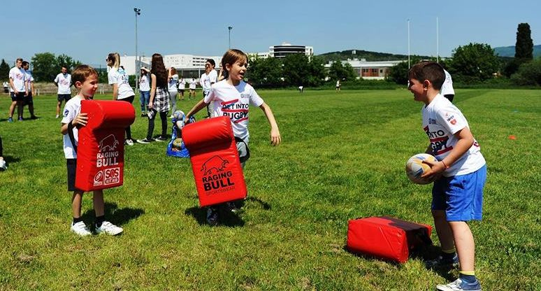 Rugby Club Zagreb Hosting Open Day