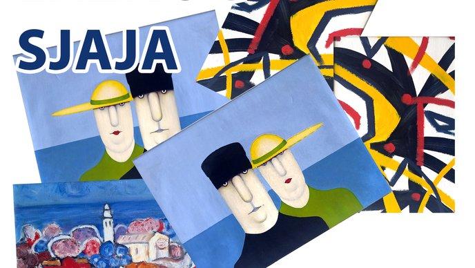 Exhibition Ljepota lažnog sjaja' opens