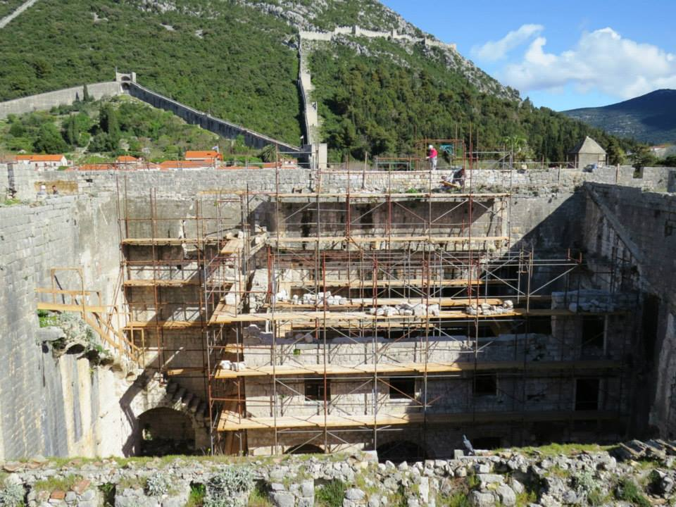 Veliki kaštio opened to tourist again soon after restoration works