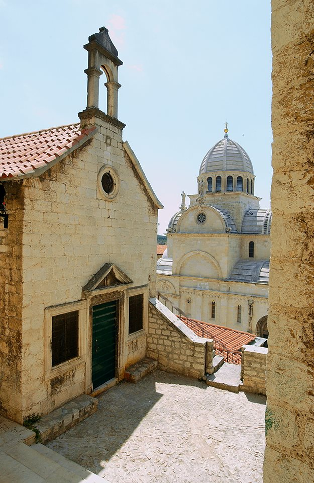 St. James Cathedral (photo credit: Visit Šibenik)