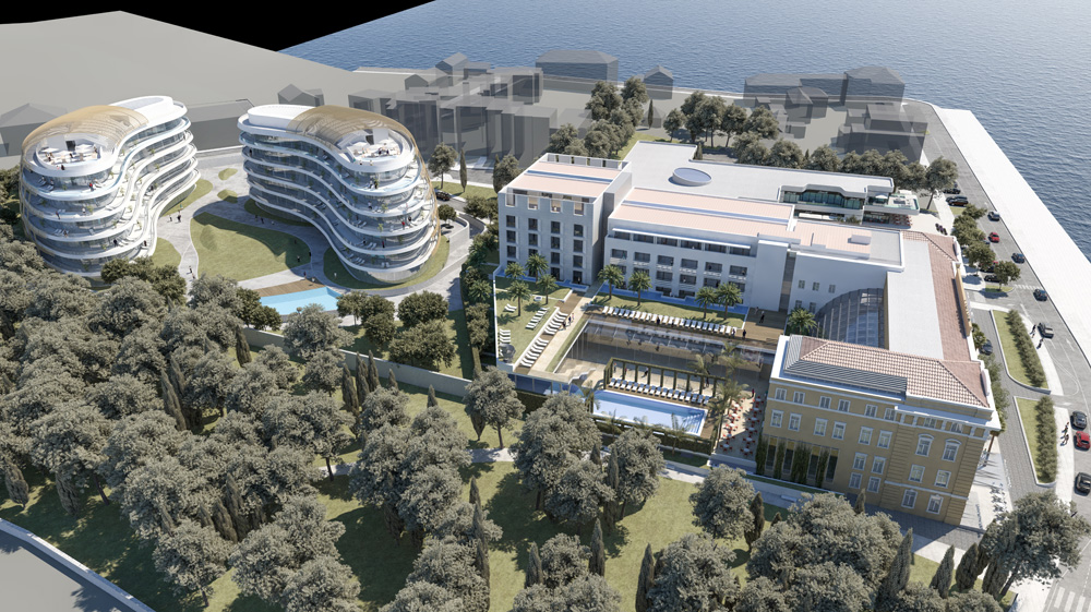 [PHOTOS] First Hyatt Hotel in Croatia to Open in Zadar