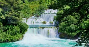 Krka National Park will welcome visitor number 1,000,000 (photo credit: Krka National Park/Facebook)