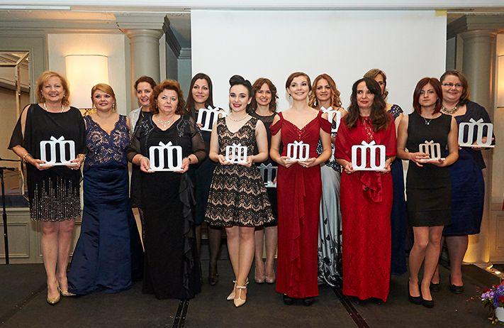 This year's award winners (photo credit: CWN)