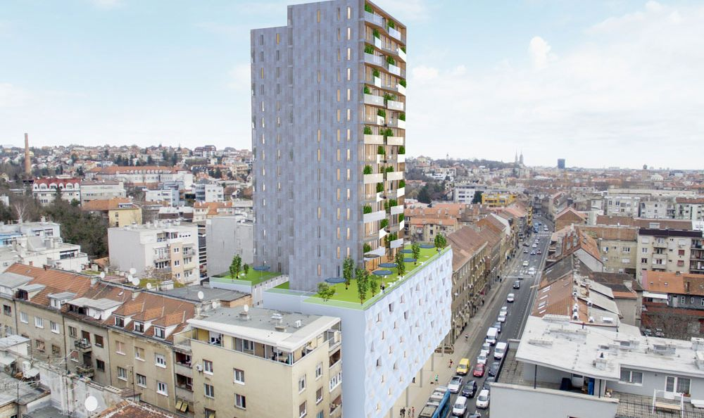 [PHOTOS] Work to Start on Luxury Residential-Business-Hotel Complex in Zagreb