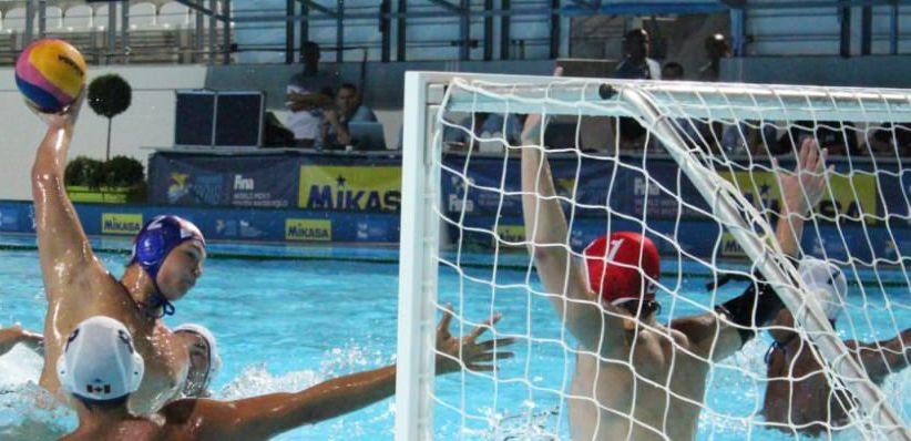 Croatia win the World Men's Youth Water Polo Championship (photo credit: FINA)