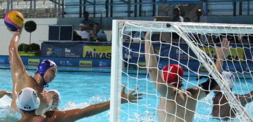 Croatia win the World Men's Youth Water Polo Championship (photo credit: FINA)