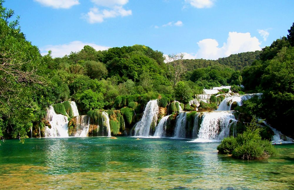 How to Get to Krka National Park from Zagreb, Split & Dubrovnik