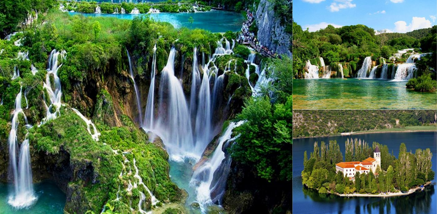 Croatia has 8 National Parks