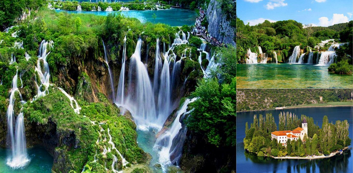 Croatia has 8 National Parks