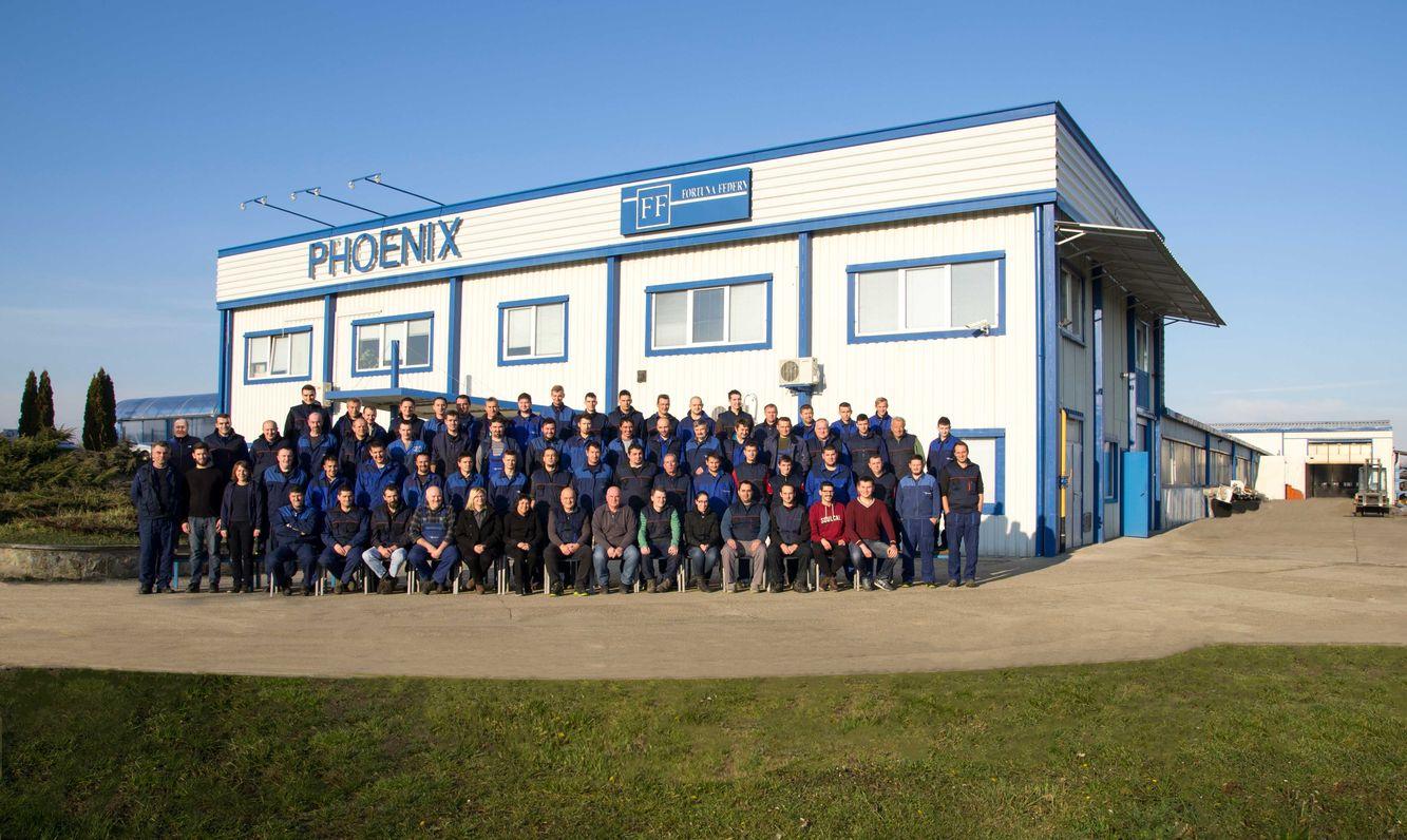 Phoenix firm in Orahovica (photo credit: Phoenix)