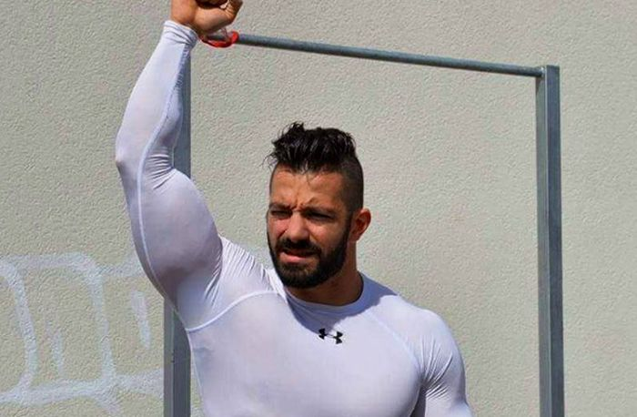 Croatian Fitness Trainer Sets New Guinness World Record