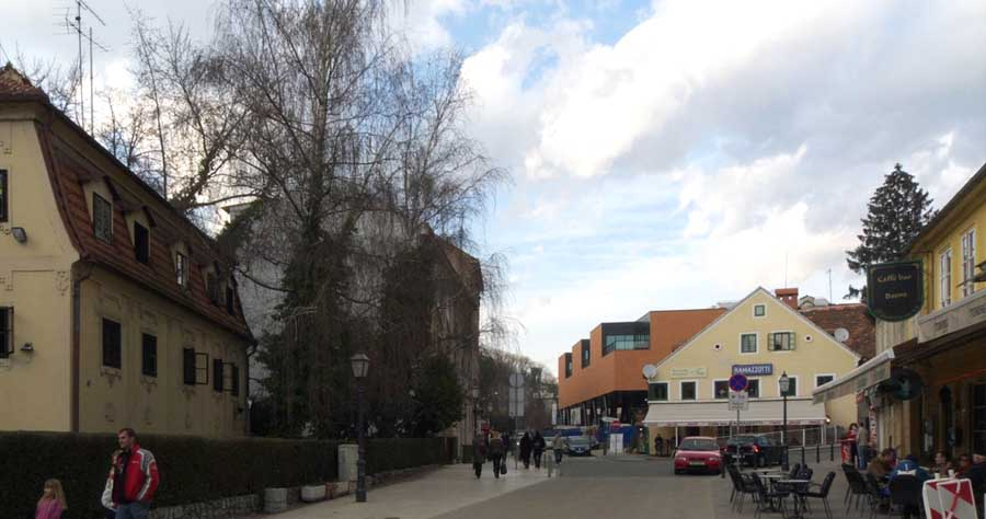 Hotel Academia will open at the top of Tkalčićeva street (photo credit: Radionica Arhitekture)