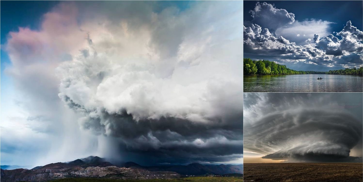 2 Photos from Croatia Selected for Official 2017 WMO Calendar