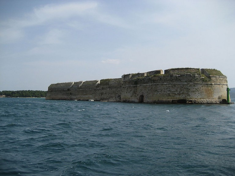 The fortress could be the next UNESCO site in Croatia (photo credit: Chris Comparini)