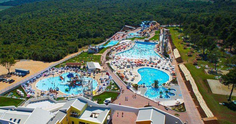 Croatia's 'Istralandia' Named in Top 5 Water Parks in Europe