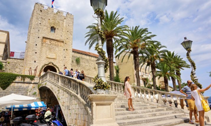 Visiting Korčula: Adriatic's Masterpiece