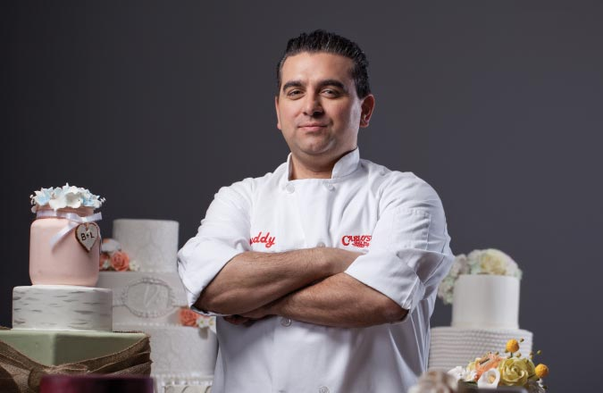 Buddy Valastro will be judging the competition