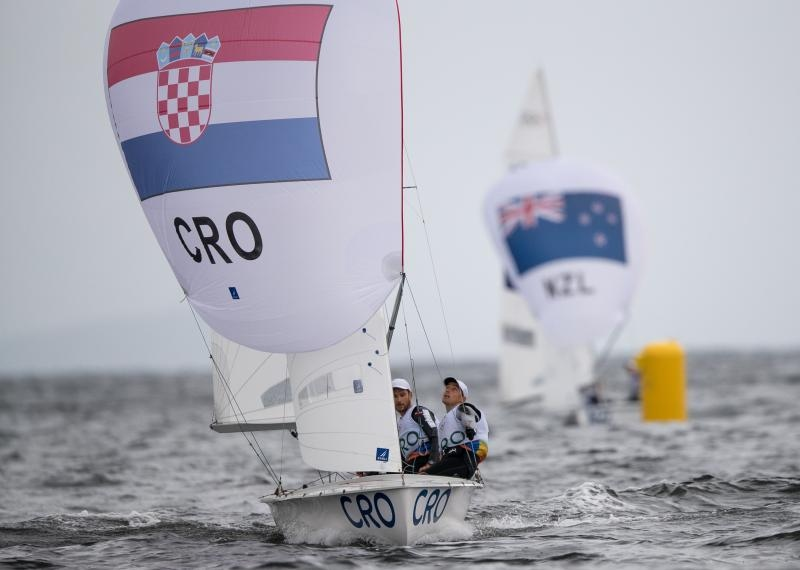 Šime Fantela & Igor Marenić in action in Rio (photo credit: EXPA/ Johann Groder)