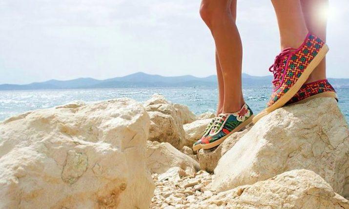 NY Times Spotlight Croatian Startas Sneakers