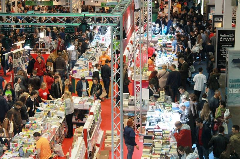 Interliber in Zagreb (credit: Interliber Book Fair Zagreb)