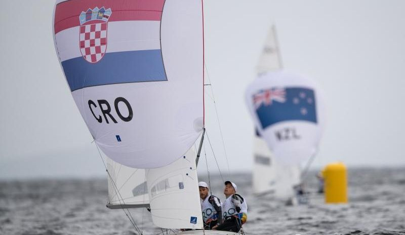 Croatian Sailors Up for 2016 Rolex World Sailor of the Year Award