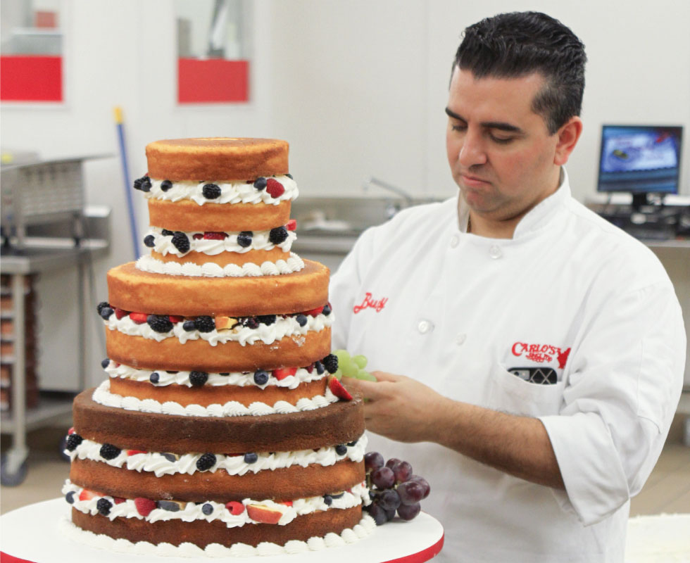 Cake Boss Decorating Table : Cake Boss Buddy Valastro Coming to Croatia Croatia Week