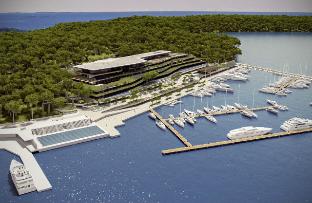 [PHOTOS] Hotel Park – Rovinj's New Luxury 5-Star Hotel