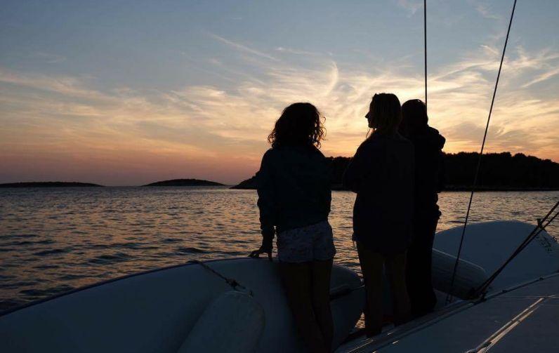 Discover Croatia sailing