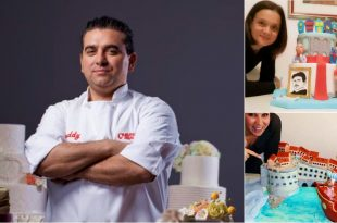 The competition will be judged by the 'Cake Boss'