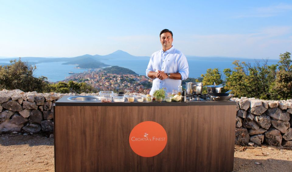 Culinary Show 'Croatia's Finest' Starts on National Geographic Channel