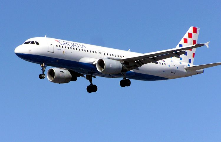 Croatia Airlines announce changes to winter timetable (photo: Creative Commons)