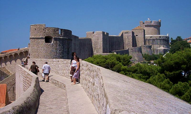Dubrovnik Walls (photo credit: Beyond Silence under CC)