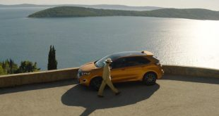 Ford short film advert shot in Croatia (screenshot)