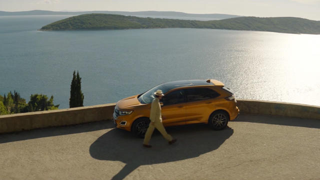 Ford short film advert shot in Croatia (screenshot)