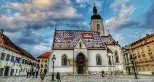 St. Mark's Church (photo credit: Sandra Tralic)