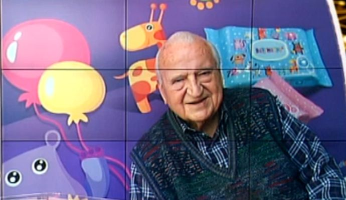 Meet Croatia's Oldest Entrepreneur : 87-Year-Old Velimir Radalj