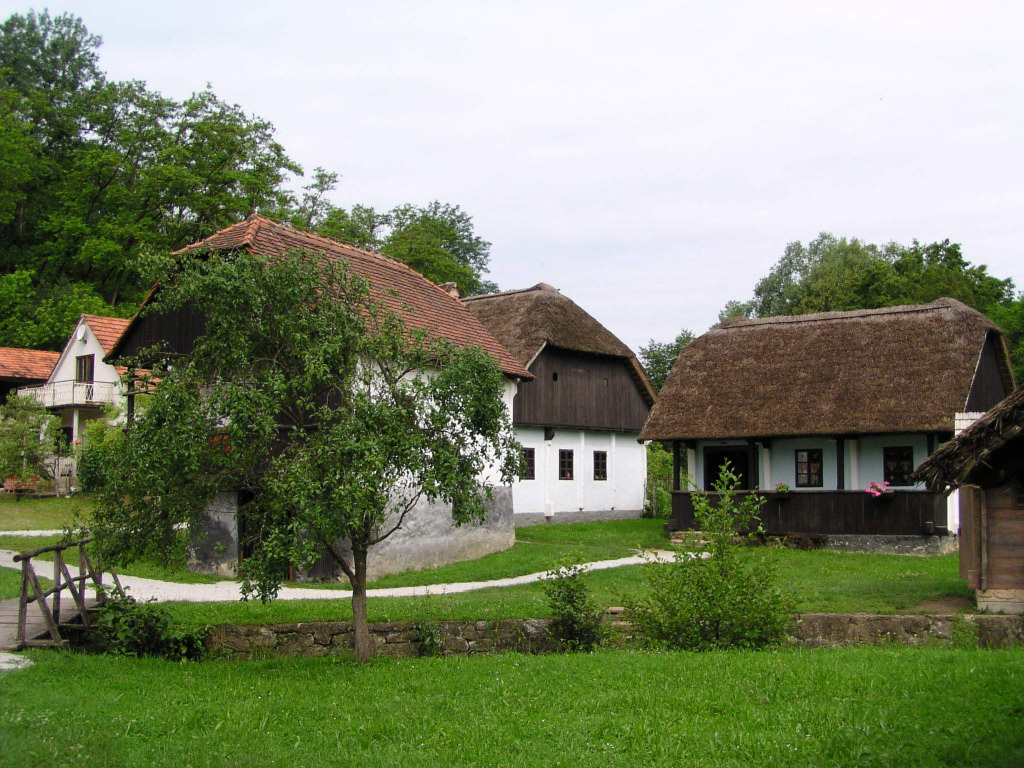 Kumrovec Museum of Old Village