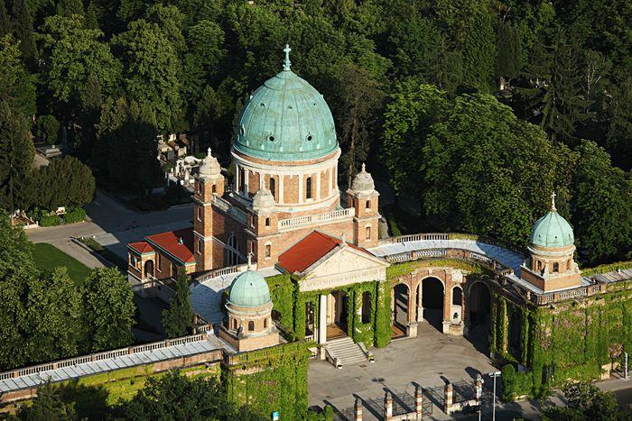 Mirogoj cemetery (photo: Marko Vrdoljak/Zagreb Tourist Board)