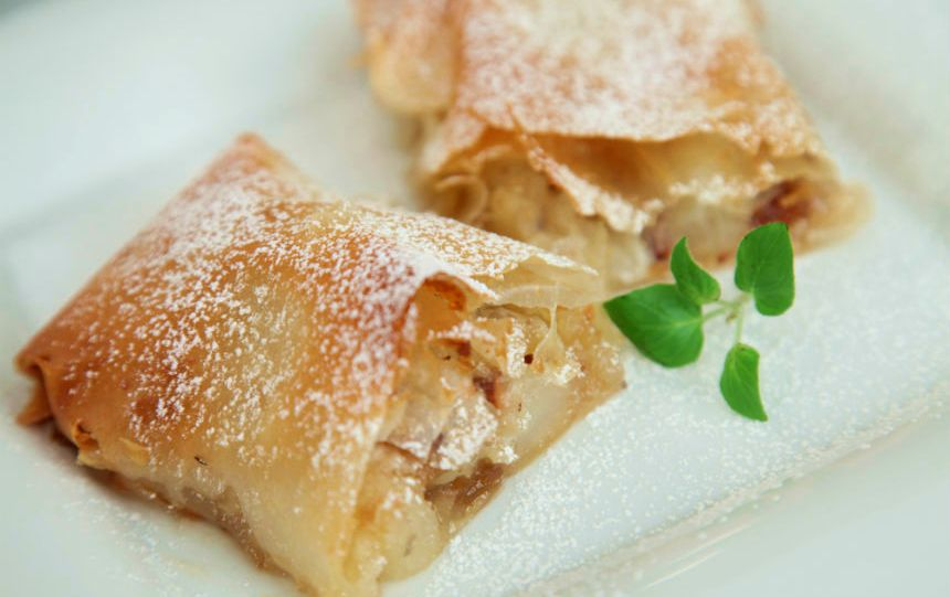 Pear strudel (photo: Fini Recepti)