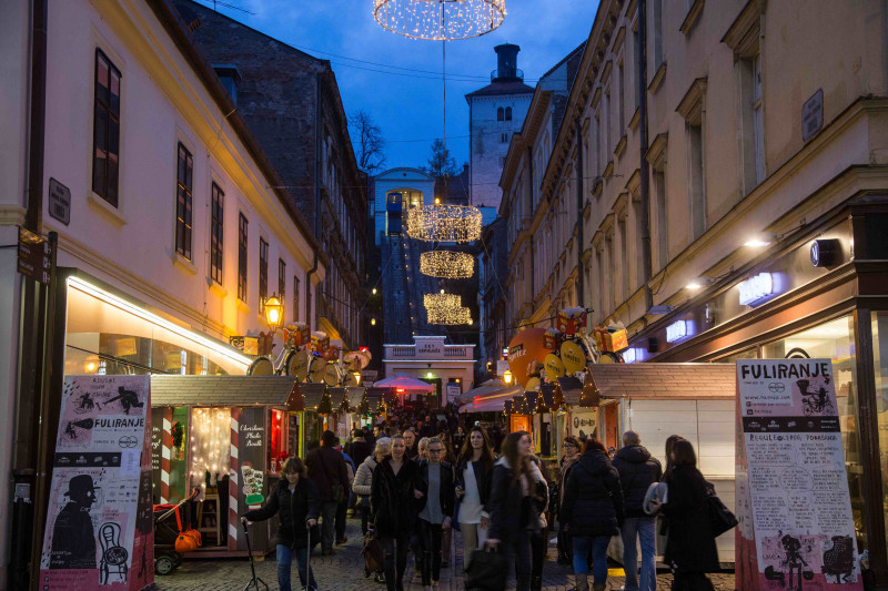 Fuliranje (photo credit: Zagreb Tourist Board)