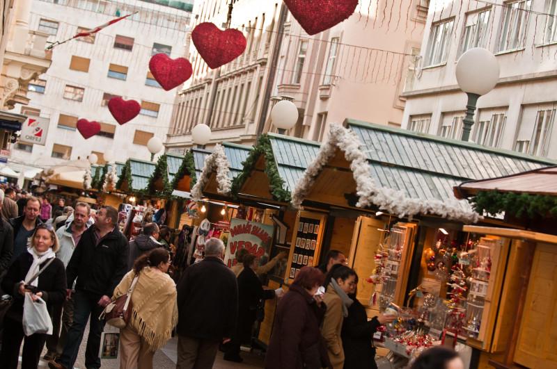 Bogovićeva street (photo credit: Zagreb Tourist Board)