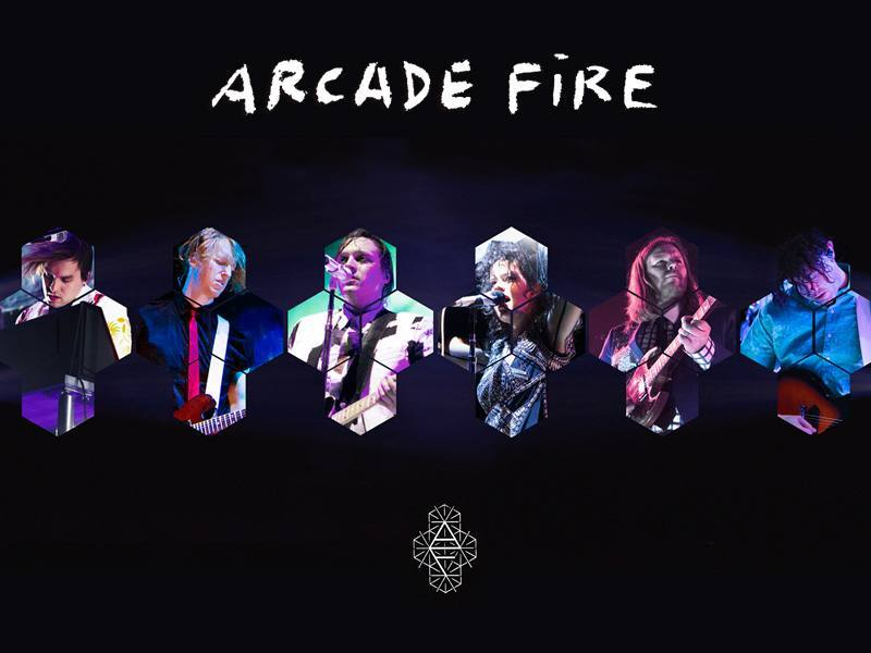 Arcade Fire confirmed as headliners for INmusic