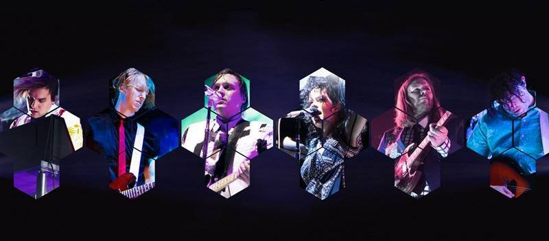 Arcade Fire to Headline INmusic Festival in Zagreb