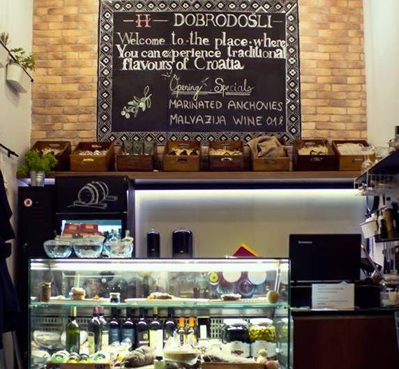 Heritage - Croatian Food