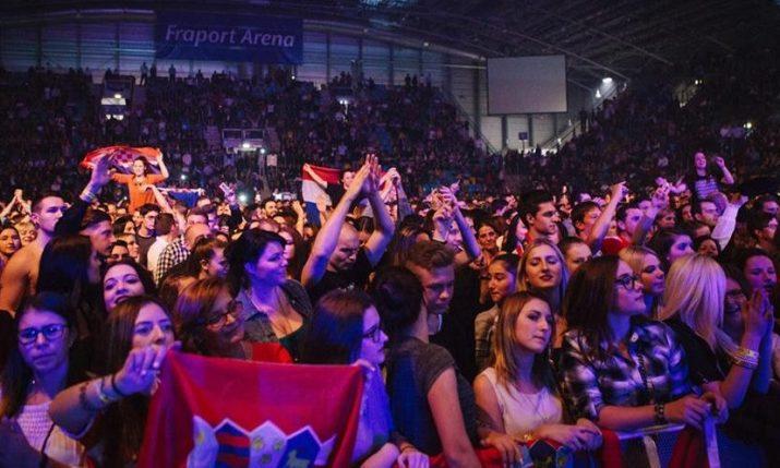 [VIDEO] Biggest Croatian Party Outside of Croatia