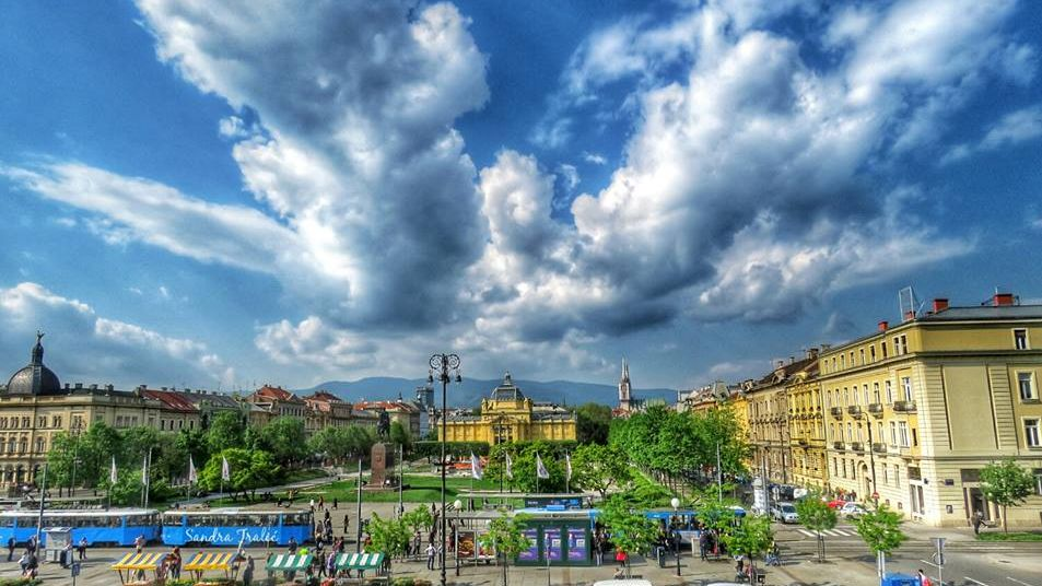Zagreb (photo credit: Sandra Tralic)