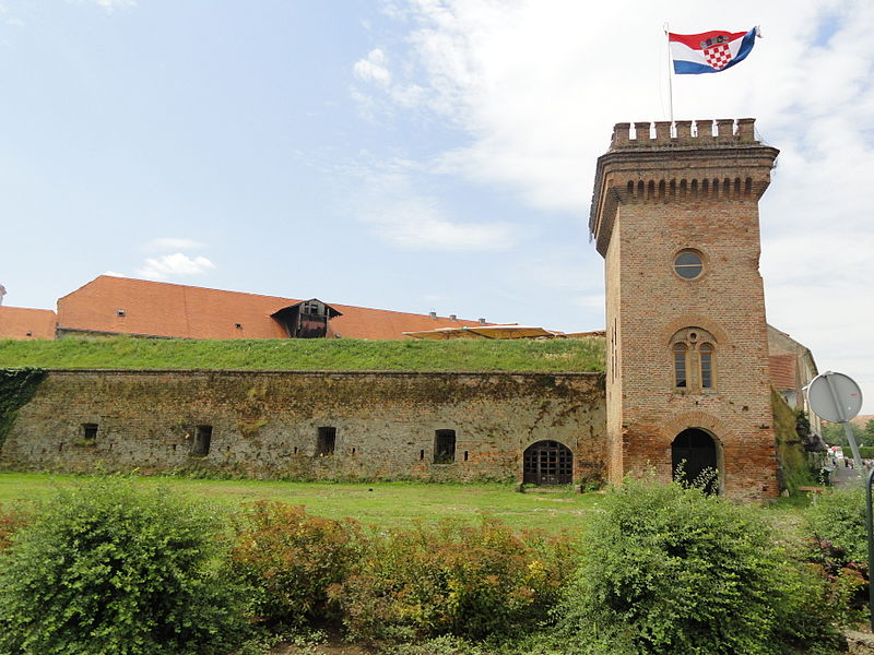 Tvrđa - Osijek (photo credit: Espino under CC)
