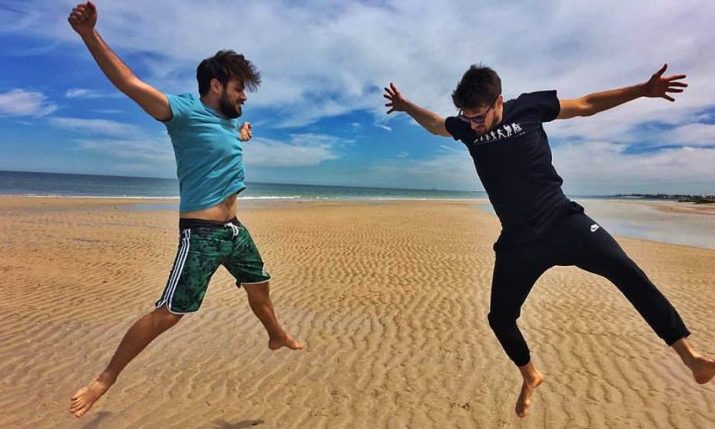 2CELLOS Rocking Australia Ahead of Sydney Opera House Concert