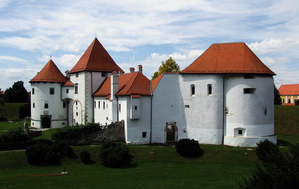 Varaždin Castle (photo credit: Pudelek under CC)